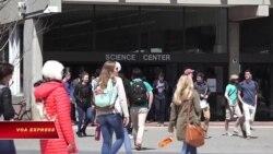 Gián điệp trong các trường Đại học tại Mỹ