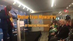 Evan Mawarire of #ThisFlag Campaign in USA