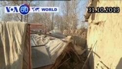 Hàng ngàn ngôi nhà bị phá hủy do động đất ở Trung Quốc (VOA60)
