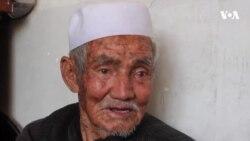 پیرمرد صدساله روایتگر رنج سالها جنگ