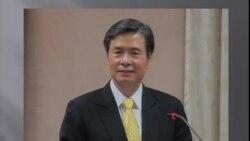 VOA连线:台湾驻美代表金溥聪就美台关系在立法院接受质询