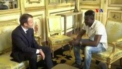 Մալիից անօրինական փախստականը շուտով կստանա Ֆրանսիայի քաղաքացիություն