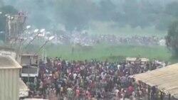 中非共和國再現暴力 法國援軍抵達