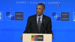 """Obama: """"vamos a degradar y derrotar al Estado Islámico"""""""