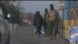 """""""Ми приїхали з непростими намірами"""" - бійці батальйону на кордоні з Кримом. Відео"""