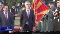 Sekretari i përgjithshëm i Natos, Stoltenberg për vizitë në Shkup