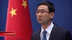 Bắc Kinh yêu cầu Việt Nam ngừng xây dựng ở Biển Đông