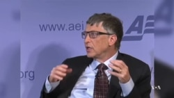 Gates: Philanthropy Depends On Innovation