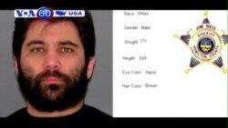 Nhân viên pha chế rượu bị bắt vì âm mưu đầu độc Chủ tịch Hạ viện Mỹ (VOA60)