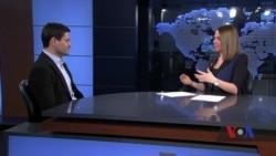 """Інтерв'ю з режисером фільму """"Кіборги"""" після показу стрічки у Конгресі США. Відео"""