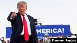 Sobiq prezident Donald Tramp