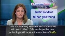 Anh ngữ đặc biệt: Vehicles Communicate (VOA-Tech)