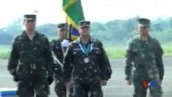2015-05-12 美國之音視頻新聞:菲軍在同中國有爭議島上宣示主權