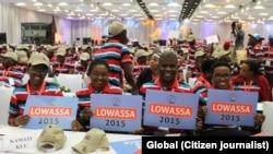 CHADEMA and Edward Ngoyai Lowassa and Juma Duni Hajji
