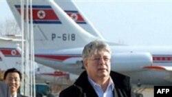 Ông Alexei Borodavkin, giới chức hàng đầu về đàm phán 6 bên của Nga tại Bắc Triều Tiên
