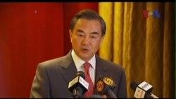 Ngoại trưởng TQ đưa ra '4 tôn trọng' đối với tranh chấp Biển Đông