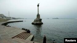 سواحل کریمه در دریای سیاه