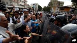 Protesti protiv vlade Nikolasa Madura