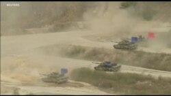 美韩举行规模缩减的春季军事演习
