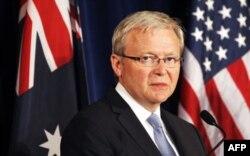 Cựu Thủ tướng Úc ông Kevin Rudd
