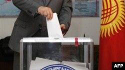 Qırğızıstanın prezident seçkilərində iştirak edəcək 83 namizəd qeydiyyatdan keçib