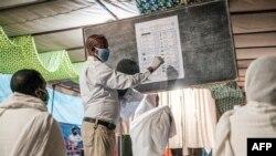 Eleições regionais em Tigray, 9 setembro 2020