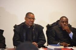 Juiz indefere habeas corpus da defesa dos advogados dos activistas - 2:52