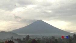 印尼巴厘島機場恢復營運