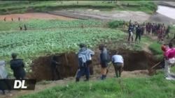 Watu 22 wauawa kwa visu na mapanga Congo DRC.