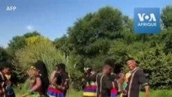 Prévenir le coronavirus: les Sud-Africains ont recours à la musique