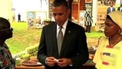 Obama Africa Policy Gaining Momentum