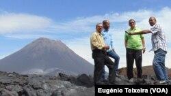 Presidentes das câmaras municipais do Fogo, Cabo Verde