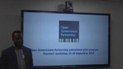 Proyek Percontohan untuk Pemerintahan yang Terbuka (4)