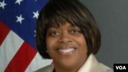 美國國務院負責國際宗教自由事務的無任所大使蘇珊‧庫克