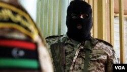Tersangka pelaku serangan Konsulat AS di Benghazi, Libya tahun 2012, Ahmed Abu Khatallah (foto: dok).
