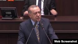 اردوغان د ترکیې پالرمان ته د خاشقجي د وژلو په تړاو نوي جزیات څرگند کړل