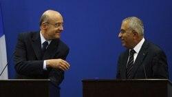 فرانسه رهبران فلسطينی و اسراييلی را برای ادامه مذاکرات صلح دعوت می کند