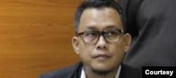 Juru Bicara Komisi Pemberantasan Korupsi (KPK), Ali Fikri. (Foto: KPK)