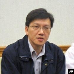 陆委会法政处科长陈永智