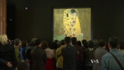 3-D Technology Lets Blind Museum-goers Experience 'The Kiss'