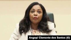 Irene Neto, filha do primeiro Presidente de Angola, Agostinho Neto