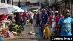 Soko kuu la Mombasa