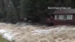 科罗拉多州洪水泛滥