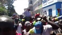 Manifestasyon Opozisyon an nan Nò Peyi Dayiti