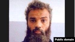 최근 리비아 벵가지에서 미군 특수부대에 체포된 미 영사관 테러 용의자 아흐메드 아부 카탈라. (자료사진)