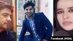 کابل میں ہلاک ہونے والے صحافی