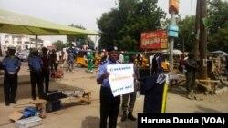 Kwamishinan Jahar Borno Damian Chukwu Yana Kaddamar Da Shirin Sauya Hali