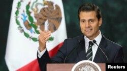 El presidente de México, Enrique Pena Nieto, presentó los puntos para la conversación con el presidente de EE.UU., Donald Trump, fijada para el 31 de enero de 2017.