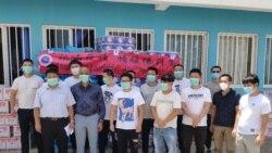 COVID-19: Comunidade chinesa em Cabo Verde apoia desfavorecidos