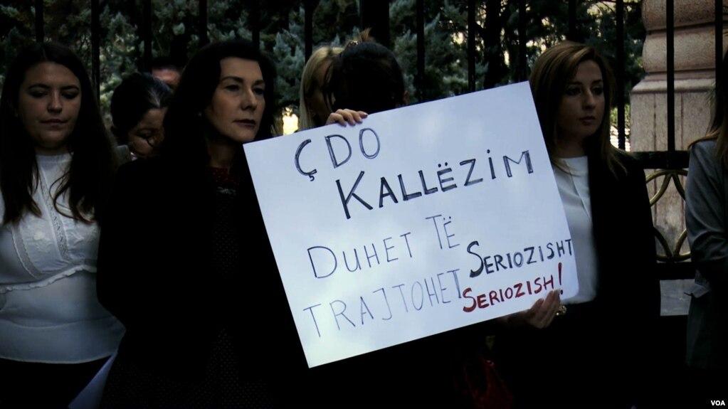 Shqipëri: ngacmimet seksuale mjaft të përhapura, pak të denoncuara